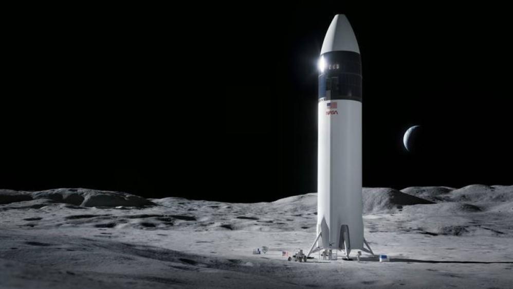 SpaceX: Θα κατασκευάσει τη σεληνάκατο για την επανδρωμένη αποστολή στη Σελήνη