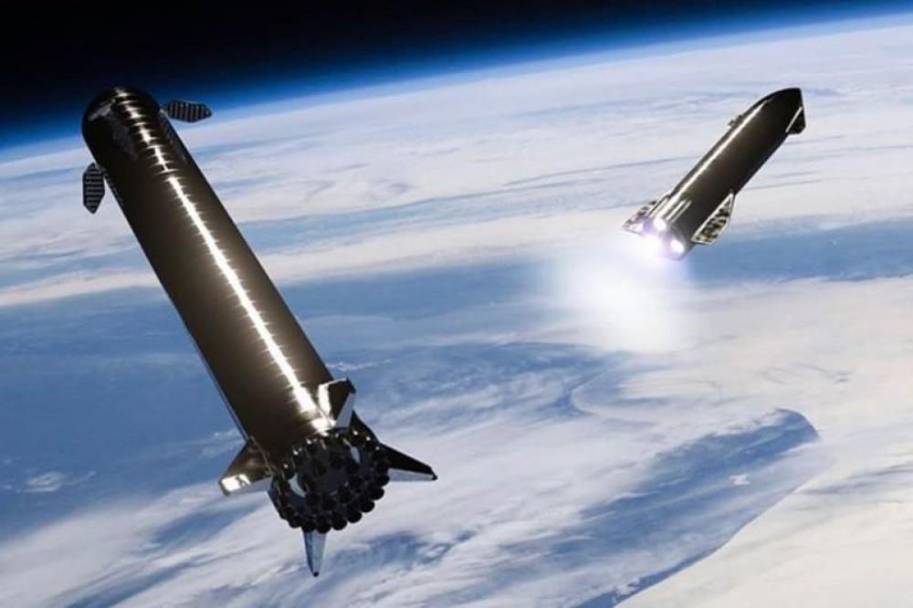 Super Heavy: Πρώτη φωτογραφία για τον νέο πανίσχυρο πύραυλο της SpaceX