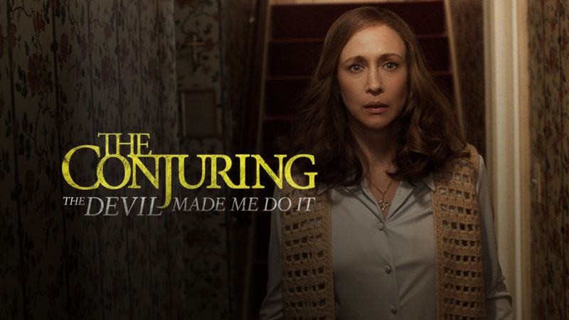 The Conjuring: The Devil Made Me Do It, πρώτο trailer για την τρίτη ταινία της σειράς