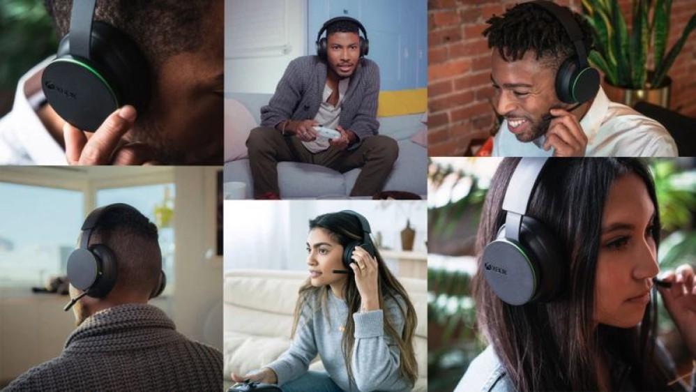 Xbox Wireless Headset: Επίσημα τα ασύρματα ακουστικά της Microsoft
