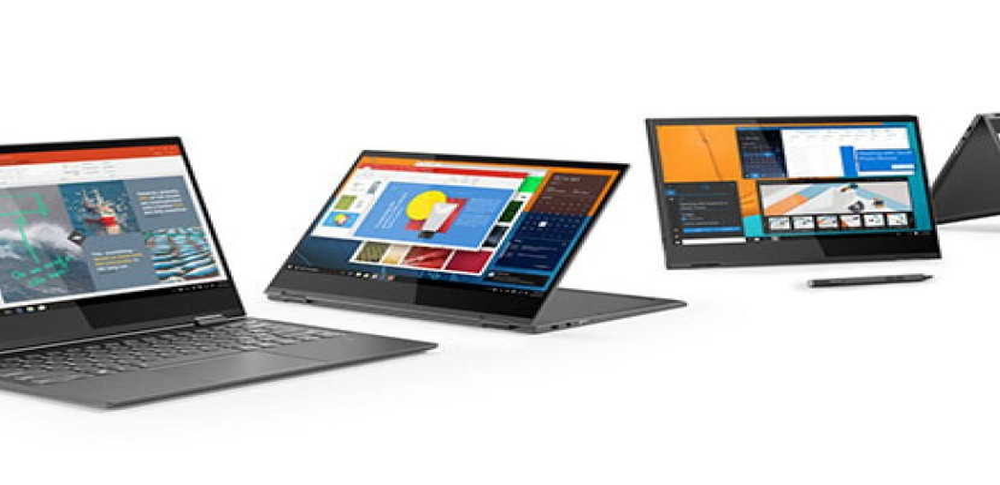 Η Lenovo παρουσιάζει το πρώτο laptop στον κόσμο με Snapdragon 850, νεό Chromebook με οθόνη 4K και laptop με αυτονομία 25 ώρες!