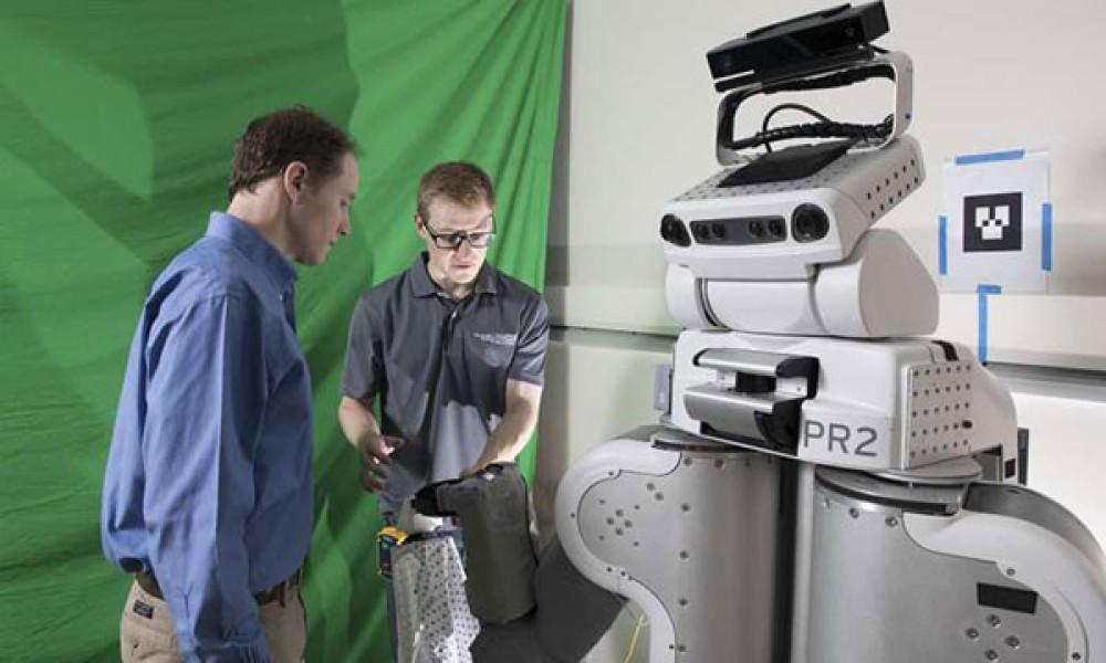 Αυτό το ρομπότ σε βοηθά να ντυθείς [Video]