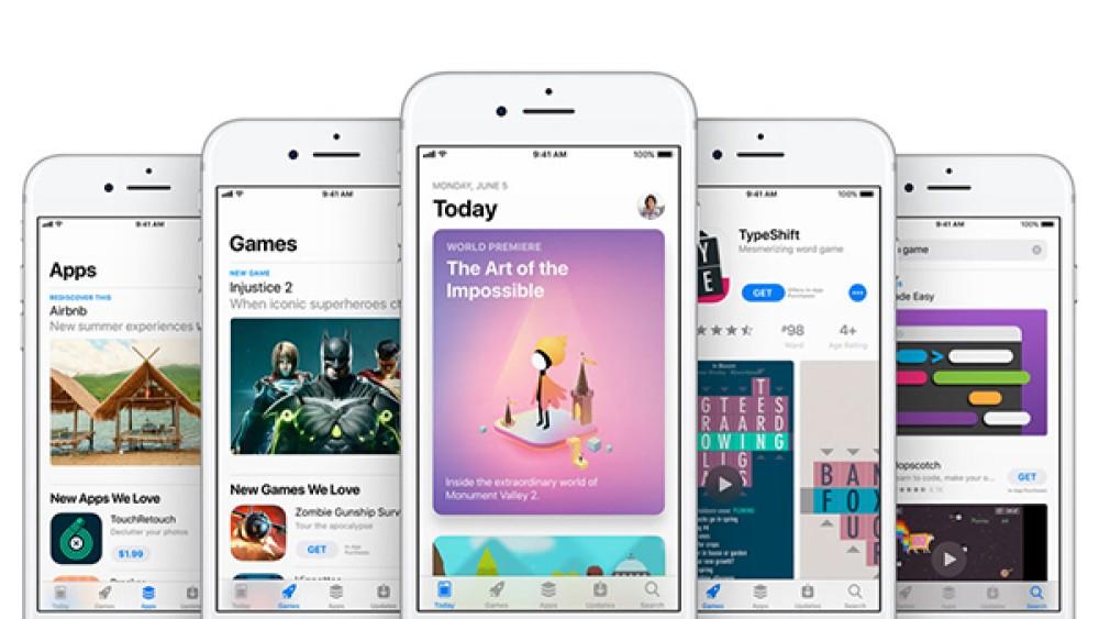 Το App Store γιορτάζει 10 χρόνια