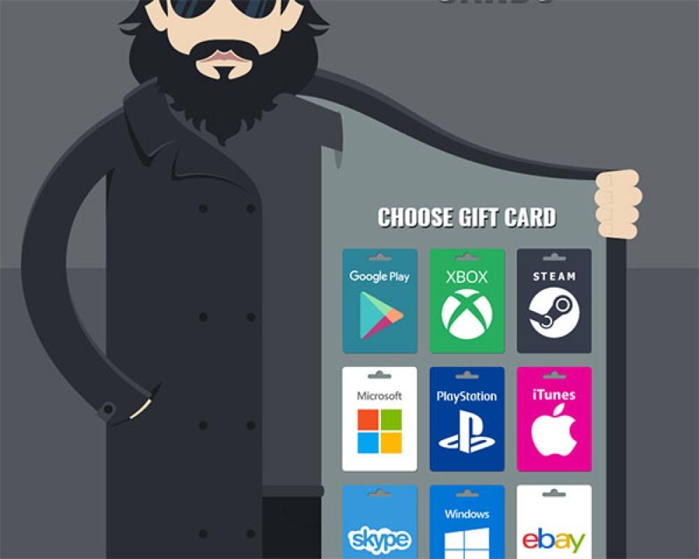 Πλαστές δωροκάρτες παρασέρνουν τους καταναλωτές για να παραδώσουν τα προσωπικά τους δεδομένα