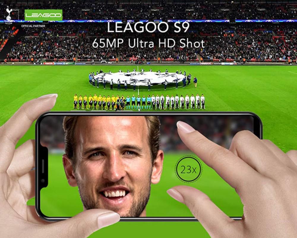 LEAGOO S9: Θα υποστηρίζει λειτουργία 65MP Ultra HD Shot για 23x μεγέθυνση των φωτογραφιών