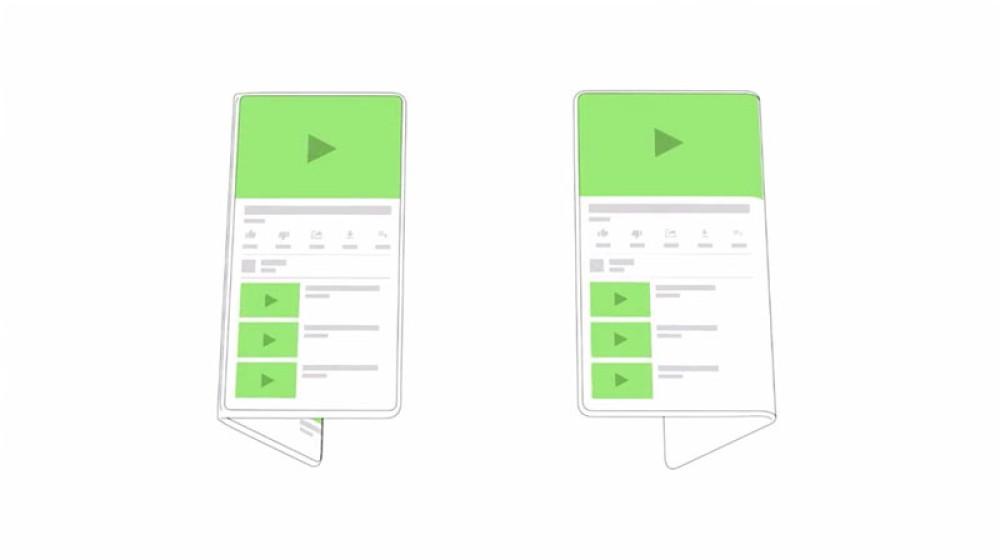 """Νέα εποχή: Η Google ανακοίνωσε ότι το Android OS θα υποστηρίζει native τα """"Foldables""""!"""