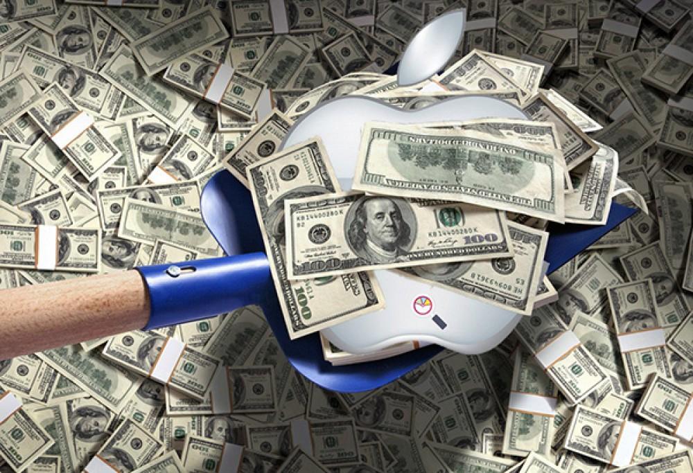 Η Apple γίνεται η πρώτη εταιρεία στην αμερικανική ιστορία που ξεπερνάει το 1 τρισ. δολάρια σε κεφαλαιοποίηση