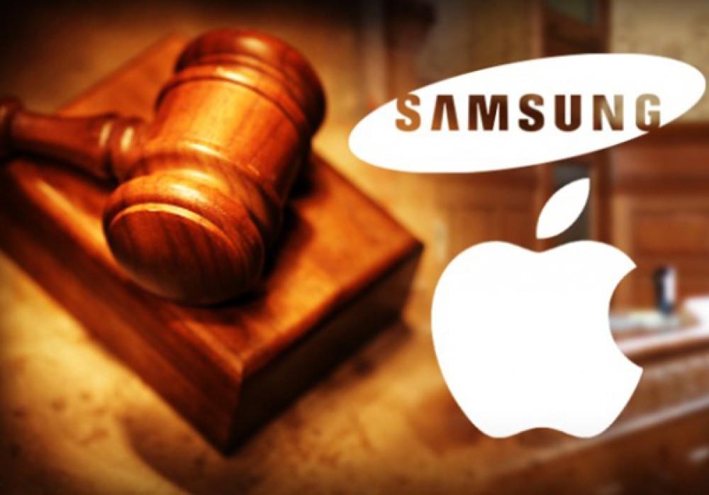 Η Samsung καλείται να αποζημιώσει την Apple με $539 εκατ.