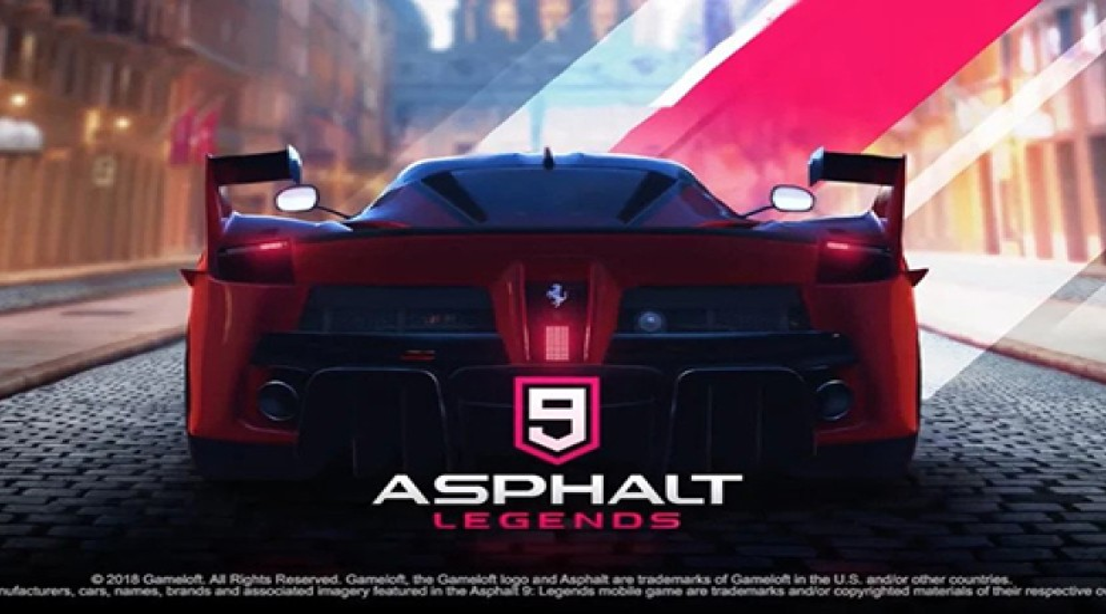 Asphalt 9: Legends, κυκλοφόρησε δωρεάν το νέο racing game για Android και iOS [Video]
