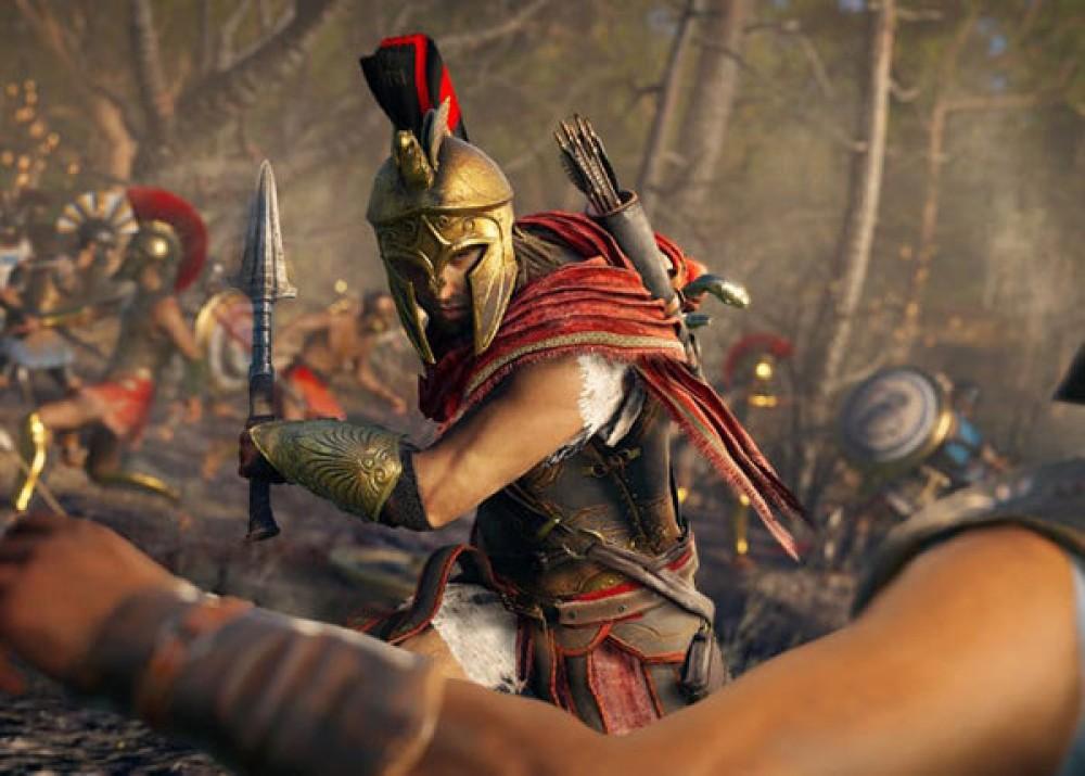 Assassin's Creed Odyssey: Δείτε το launch trailer του παιχνιδιού