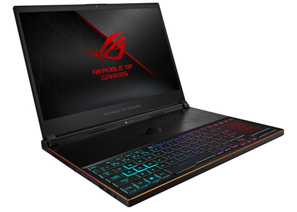 Asus ROG Zephyrus S: Το πανίσχυρο και λεπτότερο gaming laptop στον κόσμο