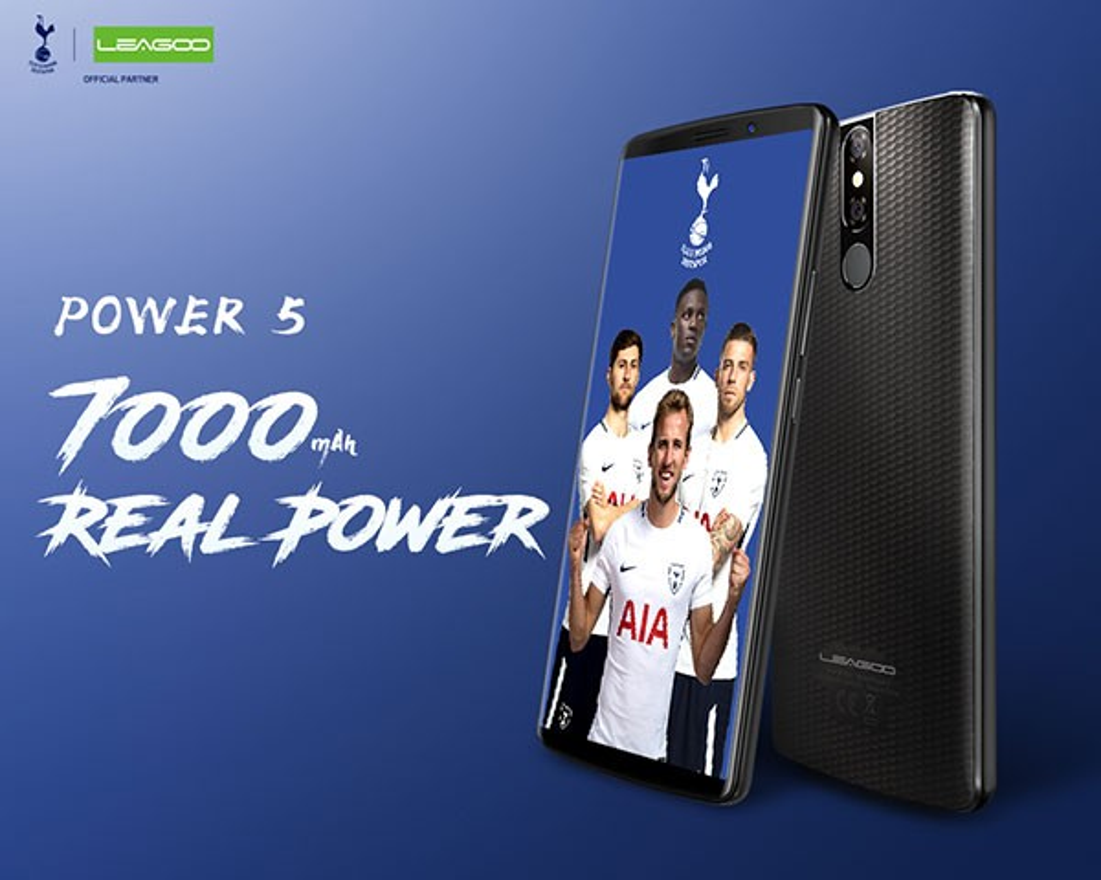LEAGOO Power 5: Το εντυπωσιακό smartphone με μπαταρία 7000mAh δεν σου λέει ψέμματα για τις δυνατότητες του
