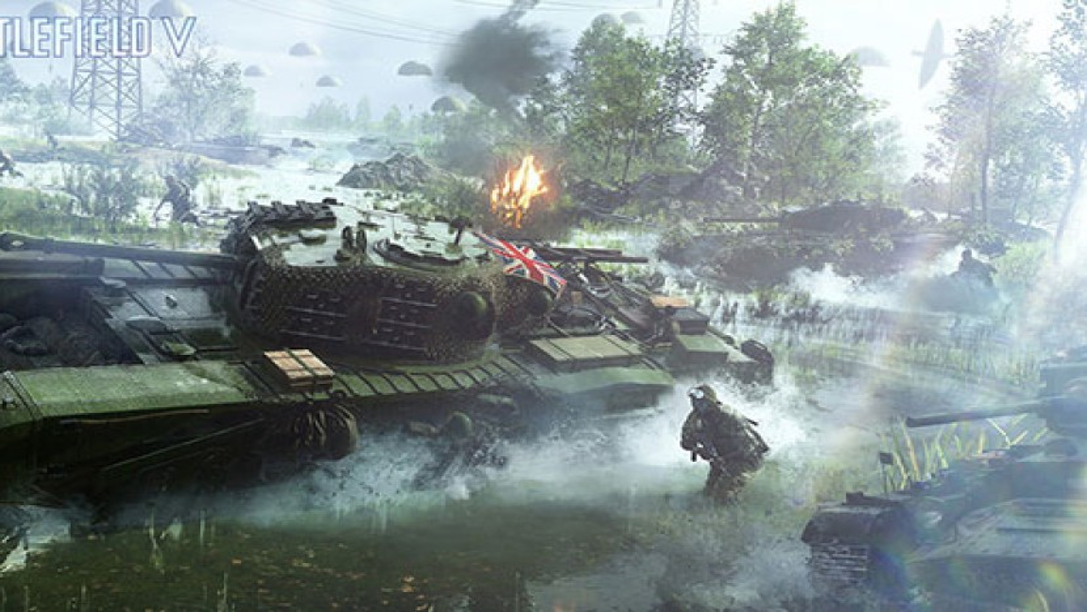 Battlefield V: Πλήρης αποκάλυψη για τα multiplayer modes του παιχνιδιού [E3 2018]