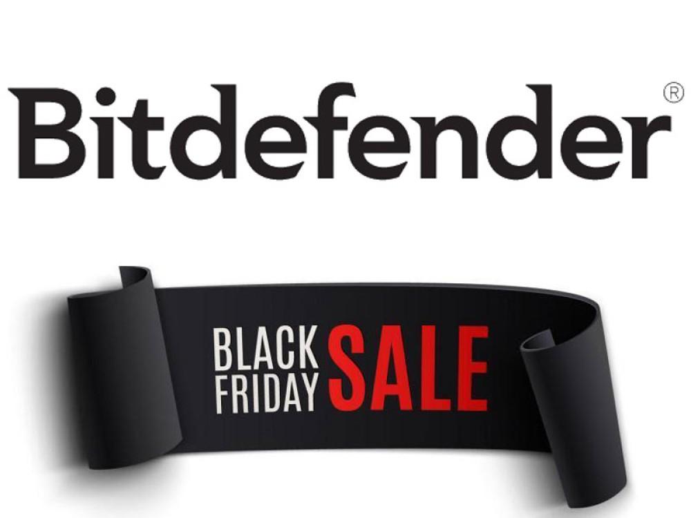 Super Προσφορά Black Friday από την BitDefender!