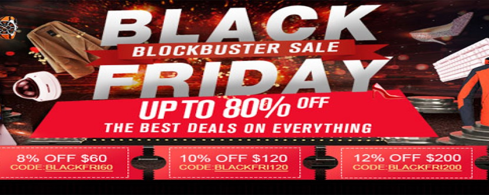 Εξαιρετικές τιμές σε πολλά smartphones για τη Black Friday στο Lightinthebox