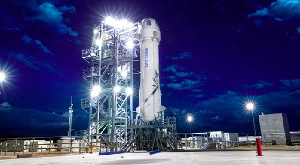 Blue Origin: Η διαστημική υπηρεσία του Jeff Bezos θα πουλά εισιτήρια για τις πτήσεις της από το 2019