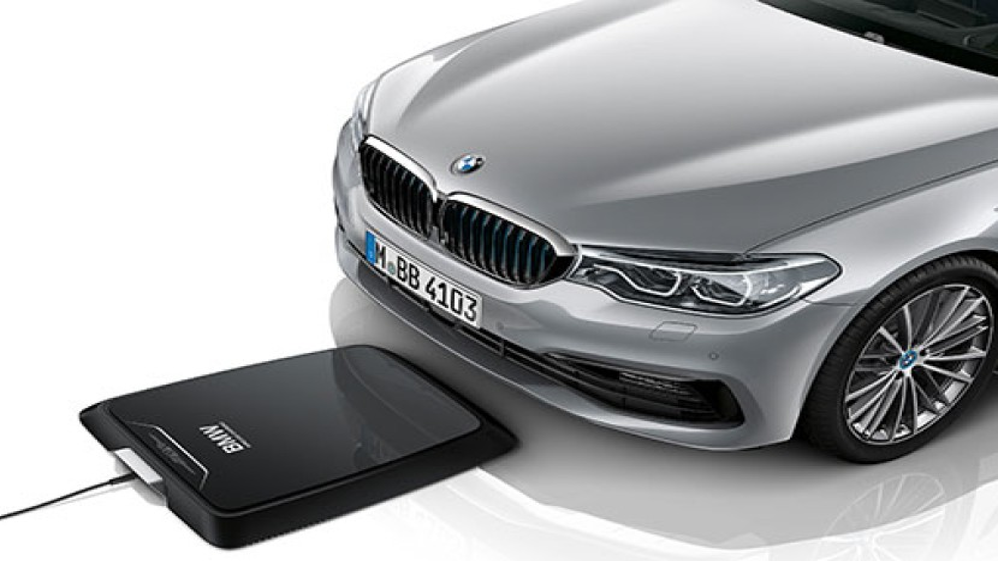 Η BMW θα λανσάρει το πρώτο σύστημα ασύρματης φόρτισης ηλεκτρικών αυτοκινήτων το καλοκαίρι [Video]