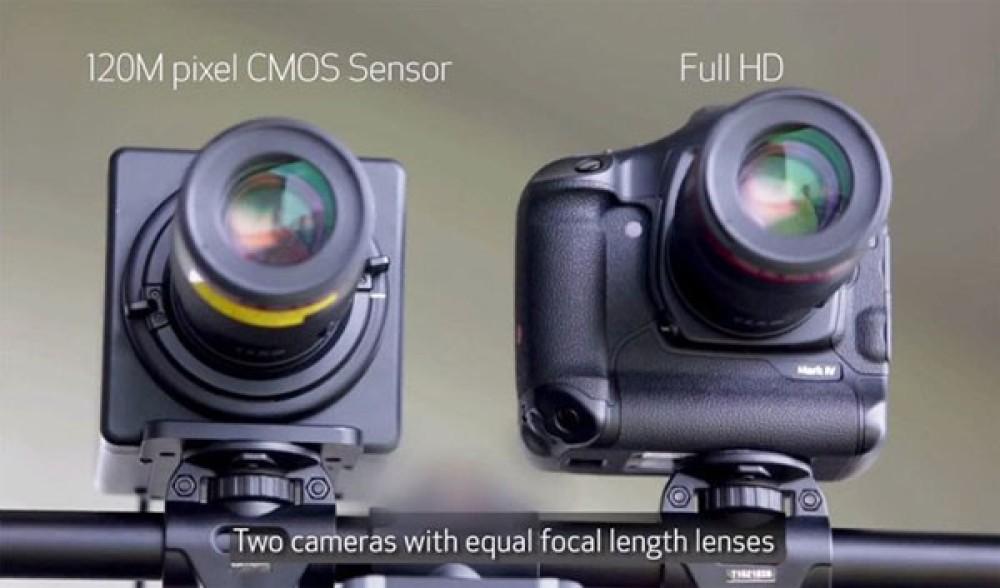 Η Canon παρουσιάζει αισθητήρα 120MP για να κάνεις zoom στα videos όπως στις ταινίες [Video]
