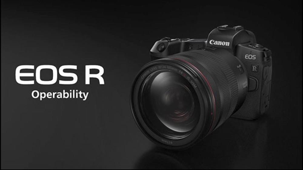 Canon EOS R System: Φέρνει ξανά την επανάσταση στο μέλλον της φωτογραφίας και της κινηματογράφησης [Video]