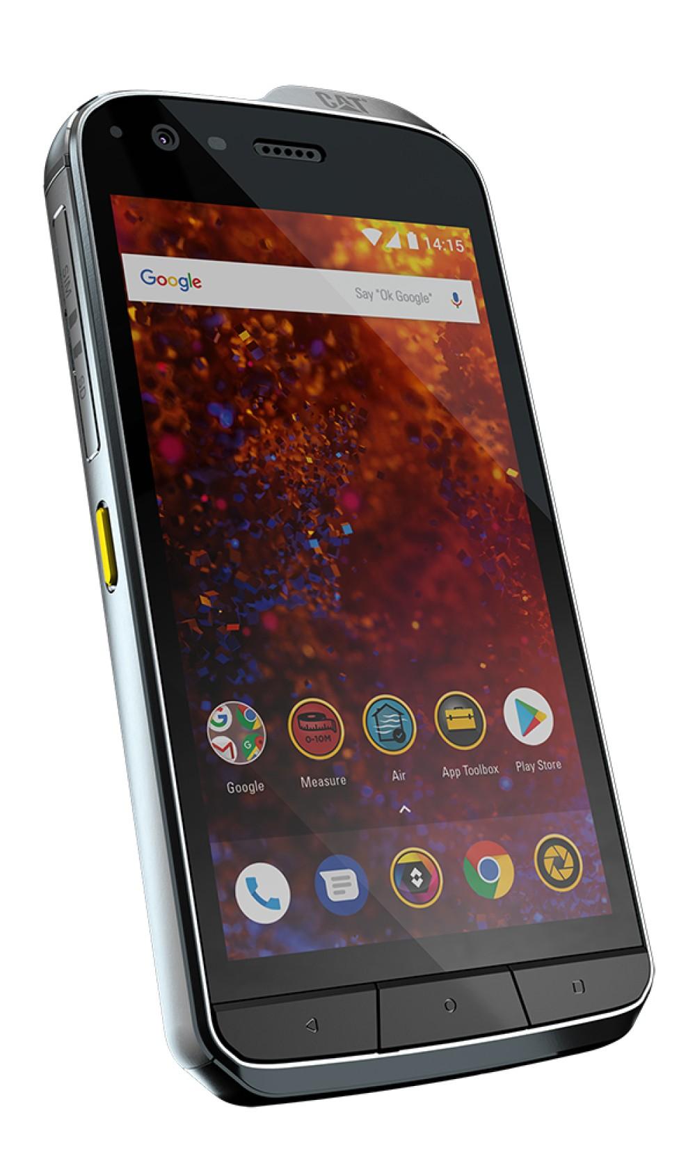 CAT S61: Επίσημα το νέο θωρακισμένο smartphone με θερμική κάμερα και Android 8.0 Oreo [Video]