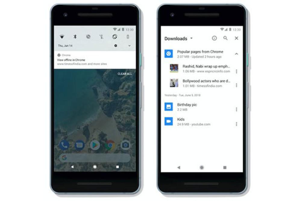 Google Chrome: Τώρα κατεβάζει αυτόματα άρθρα στη συσκευή σου για να τα διαβάζεις όταν είσαι offline