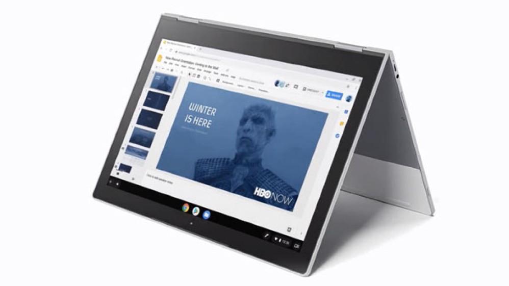 Google και Night King (Game of Thrones) ενώνουν τις δυνάμεις τους για να διαφημίσουν τα Chromebooks [Video]