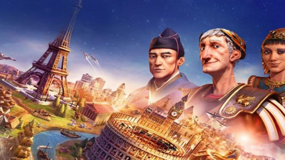 Civilization VI: Ανακοινώθηκε η έκδοση του κορυφαίου strategy game για το Nintendo Switch