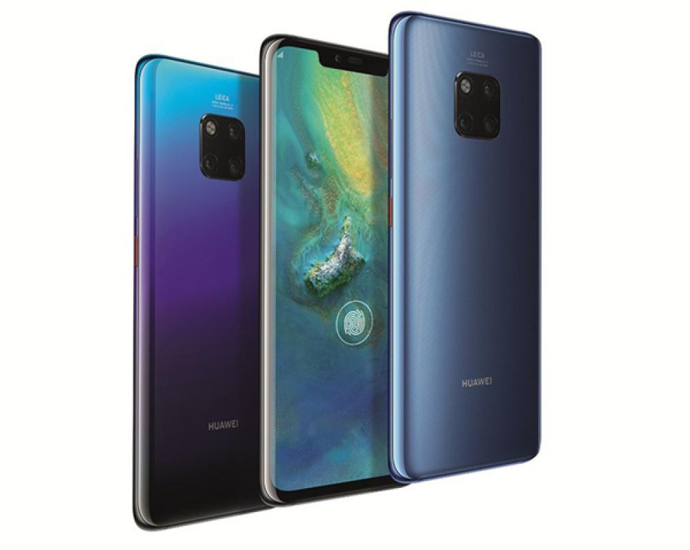 Huawei Mate 20 Pro: Ρεκόρ προπαραγγελιών στην Ευρώπη