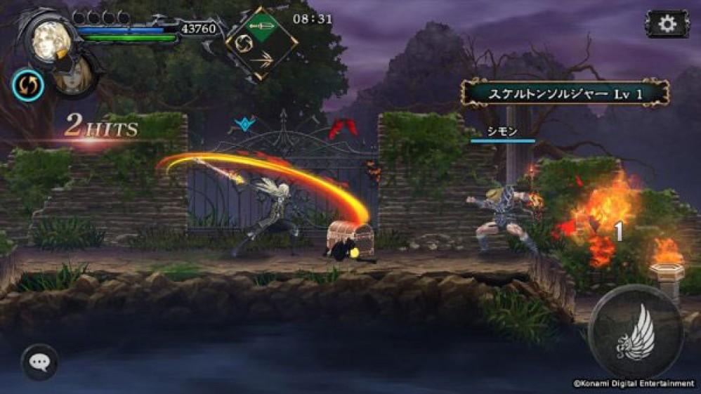 Castlevania: Grimoire of Souls, ανακοινώθηκε επίσημα το πρώτο παιχνίδι της θρυλικής σειράς για mobile