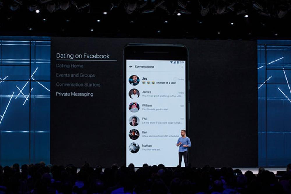 """Η Facebook ετοιμάζει ανταγωνιστή του Tinder μέσα στο κοινωνικό δίκτυο, αλλά όχι για """"ξεπέτες"""" [Video]"""