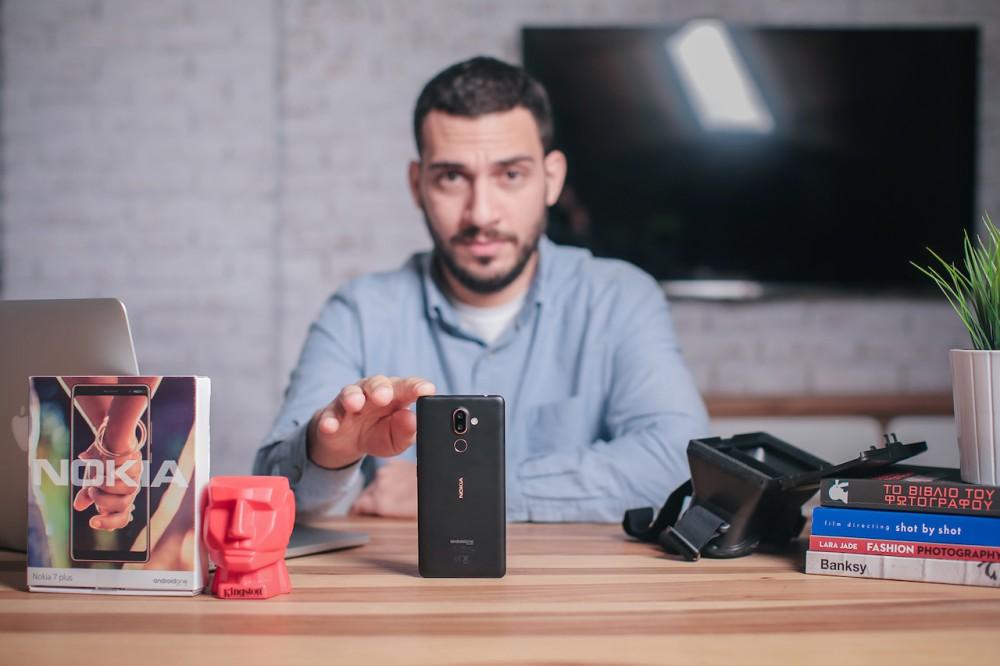 Διαγωνισμός! Nokia 7 Plus: Το πανέμορφο value-for-money smartphone μπορεί να γίνει δικό σου!
