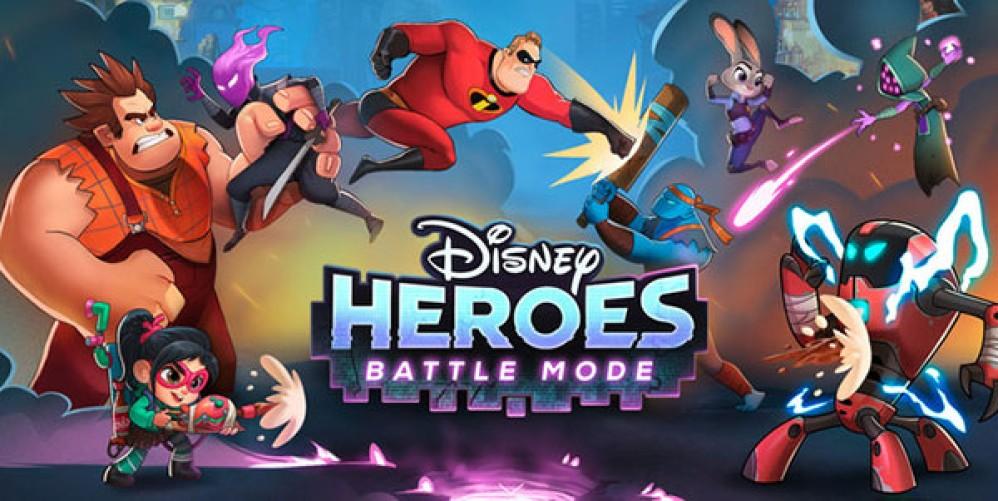 Disney Heroes: Battle Mode, το νέο mobile RPG διαθέσιμο δωρεάν για Android και iOS [Video]