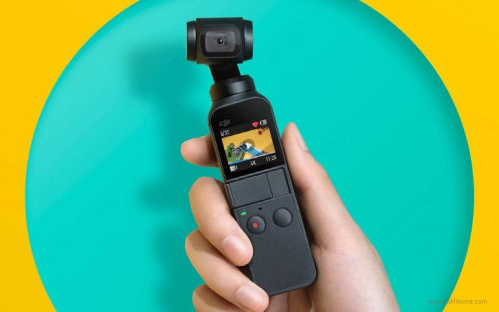 DJI Osmo Pocket: Μια μίνι κάμερα με gimbal για λήψεις 4K video και όχι μόνο
