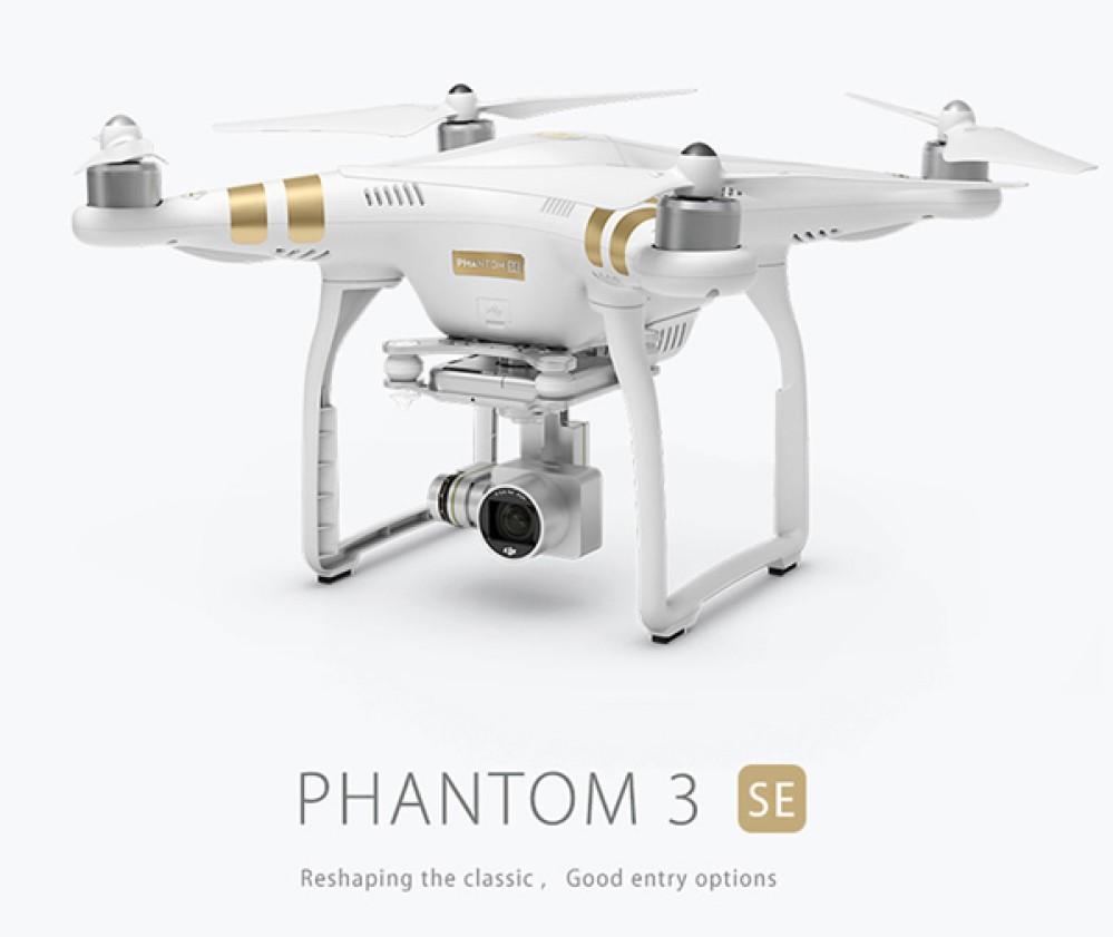 Xiaomi Mi Drone και DJI Phantom 3 SE σε πολύ χαμηλές τιμές χωρίς τελωνείο