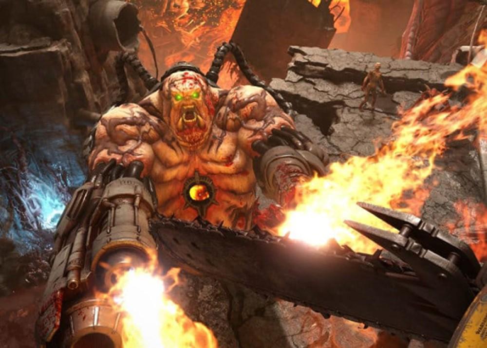 Doom Eternal: Δείτε το εντυπωσιακό gameplay trailer για το sequel του παιχνιδιού [Video]
