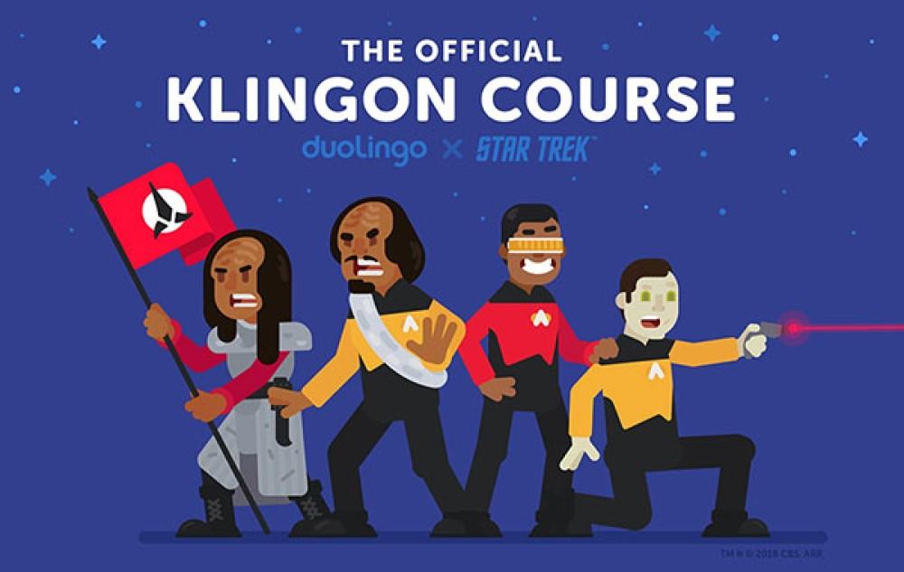 Duolingo: Προστέθηκαν μαθήματα Klingon για να μάθεις τη γλώσσα του Star Trek!