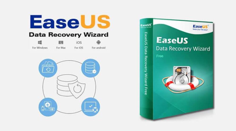 Ανέκτησε τα χαμένα δεδομένα σου με το δωρεάν εργαλείο EaseUS Data Recovery Wizard Free