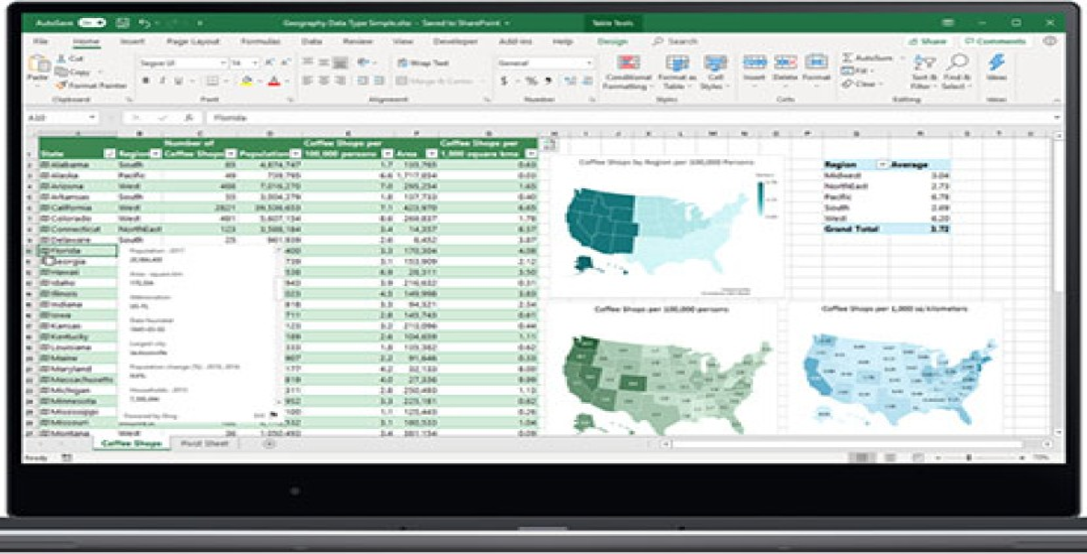 Excel για Android: Θα φωτογραφίζεις έναν πίνακα και θα τον μετατρέπει αυτόματα σε spreasheet