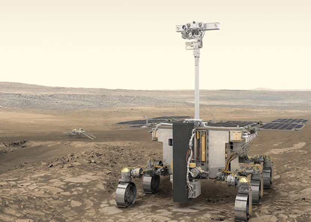 ExoMars Rover: Με ενσωματωμένο χημικό εργαστήριο για να αναζητήσει ίχνη ζωής στον πλανήτη Άρη [Video]