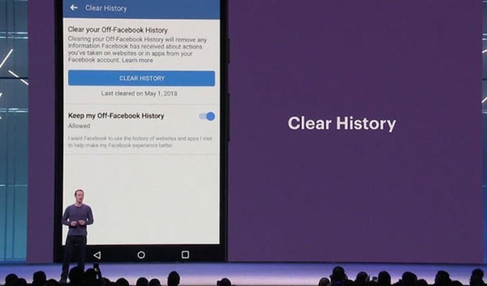 Facebook Clear History: Νέο εργαλείο για να διαγράφεις τη δραστηριότητά σου από το κοινωνικό δίκτυο και όχι μόνο
