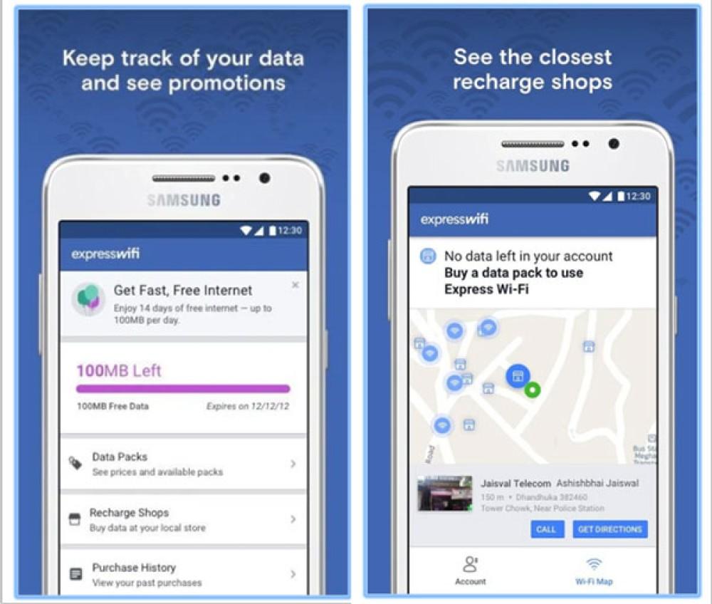 Express Wi-Fi: Η Facebook γίνεται πάροχος τηλεπικοινωνιών με μια εφαρμογή για συσκευές Android