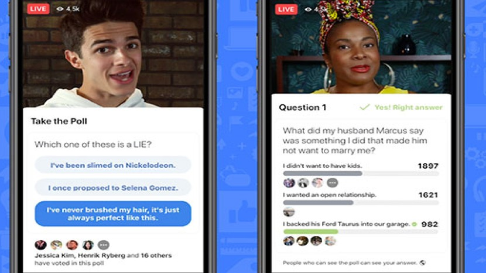 Facebook: Στοιχεία τηλεπαιχνιδιού στα Live Videos και επιλογή συνδρομής στους δημιουργούς για αποκλειστικό περιεχόμενο