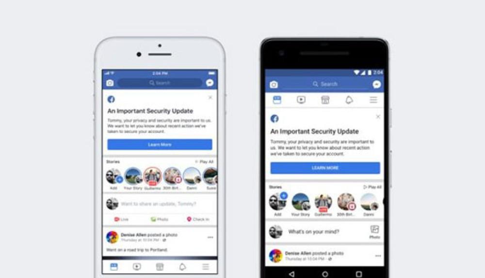 "Facebook Hacked! Περισσότεροι από 50 εκατομμύρια λογαριασμοί εκτεθειμένοι από κενό ασφαλείας στη λειτουργία ""View As"""