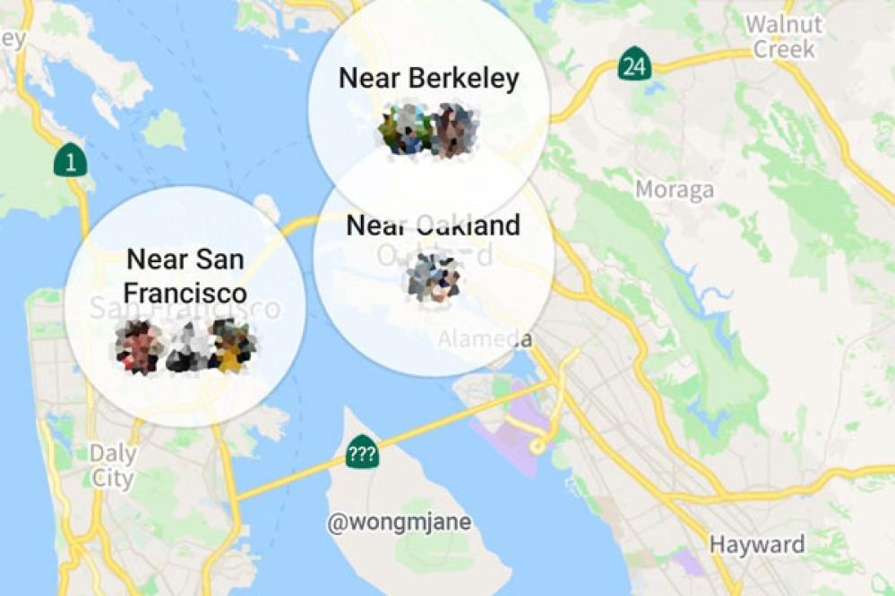 Η Facebook δοκιμάζει τον νέο χάρτη Nearby Friends εμπνευσμένη από το Snapchat