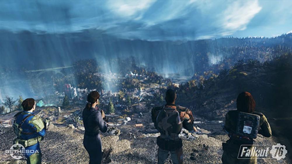 Fallout 76: 4 φορές μεγαλύτερο από το Fallout 4, αποκλειστικά online αλλά θα μπορείς να παίξεις και μόνος σου [Videos]