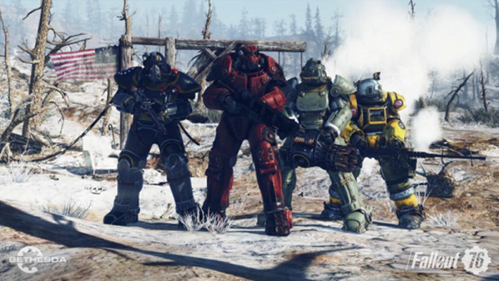 Fallout 76: Διαθέσιμο μόνο από την επίσημη ιστοσελίδα της Bethesda, όχι στο Steam!