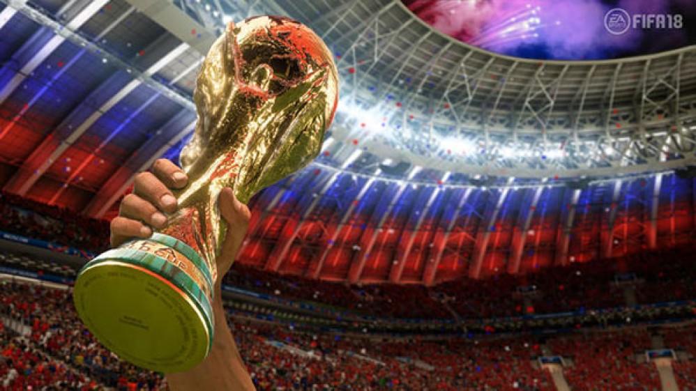 2018 FIFA World Cup Russia: Το Παγκόσμιο Κύπελλο έρχεται στο FIFA 2018 δωρεάν με αναβάθμιση στις 29 Μαΐου