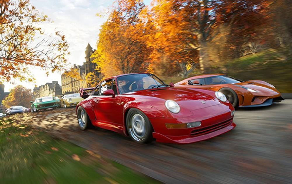 Forza Horizon 4: Το νέο racing game έρχεται με δυναμικές αλλαγές καιρού στις 2 Οκτωβρίου [Video]