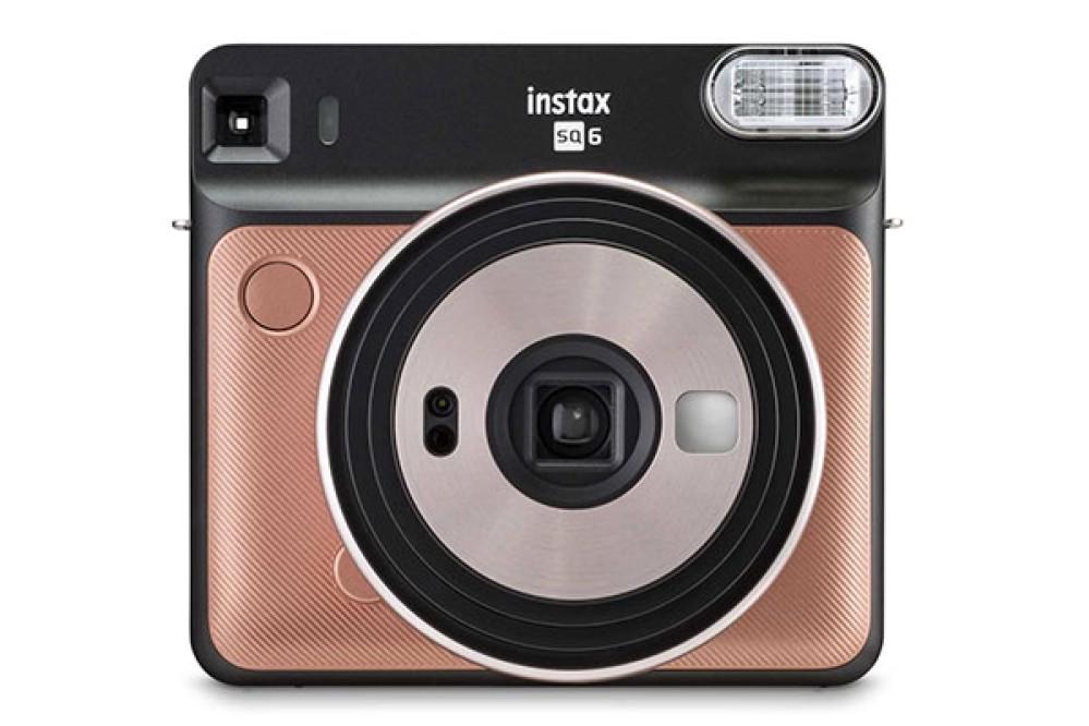Fujifilm Instax Square SQ6: Μια νέα αναλογική κάμερα για τετράγωνες λήψεις