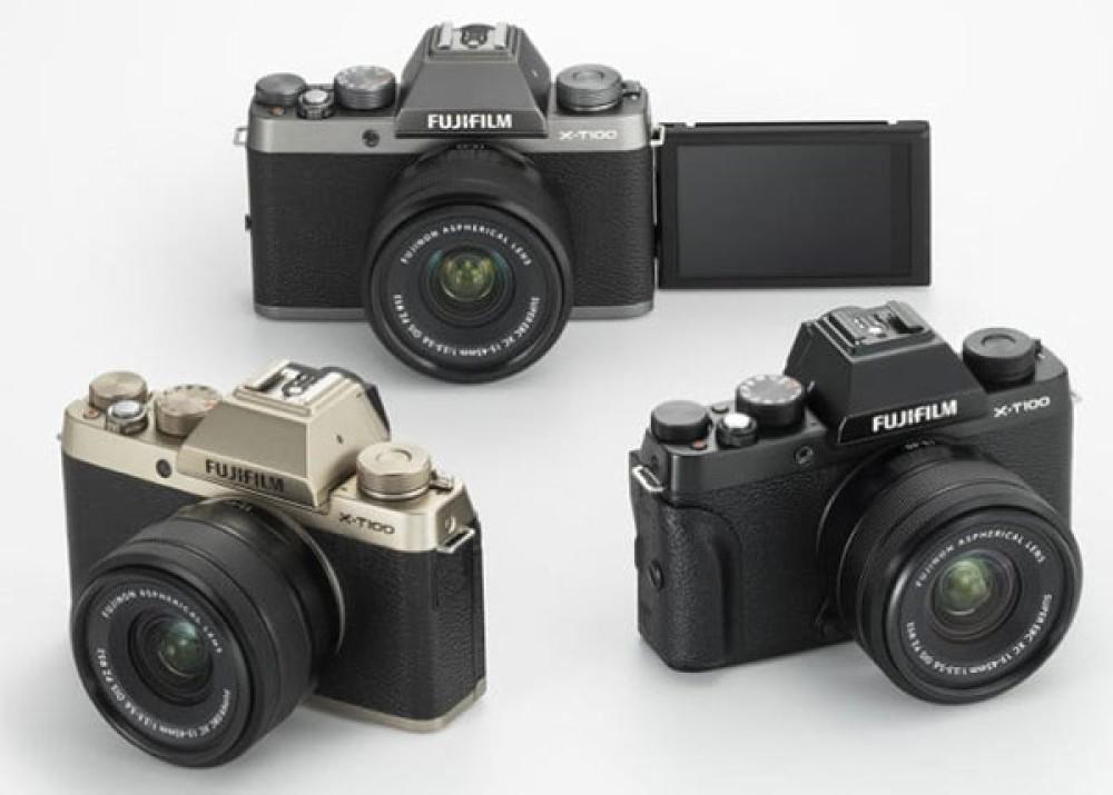 Fujifilm X-T100: Η νέα ισχυρή mirrorless κάμερα με retro εμφάνιση και προσιτή τιμή [Video]